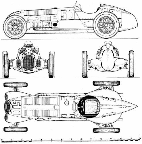 Alfa Romeo 12C (1938)