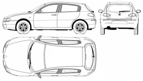 Alfa Romeo 147 5-Door