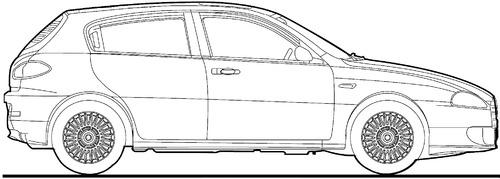 Alfa Romeo 147 5-Door (2008)
