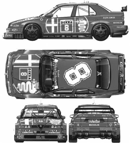 Alfa Romeo 155 V6TI