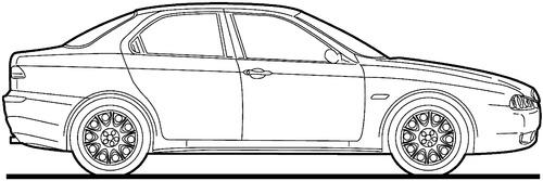 Alfa Romeo 156 (2007)