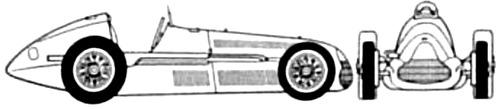 Alfa Romeo 158 Alfetta F1 (1950)