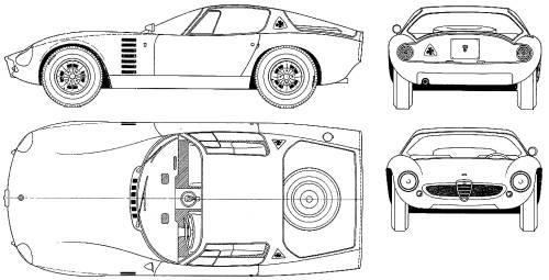 Alfa Romeo 1600 GTZ