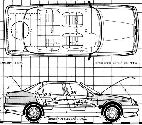 Alfa Romeo 164 2.0 Twin Spark Lusso (1990)