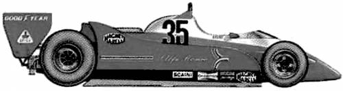Alfa Romeo 179 F1 (1979)
