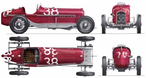 Alfa Romeo Type B P3 PG (1933)
