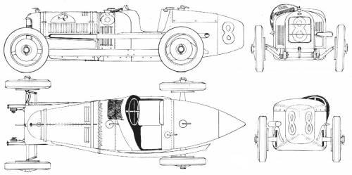 Alfa Romeo Typo P2
