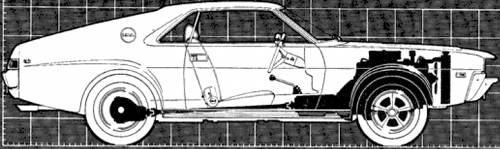 AMC AMX (1968)