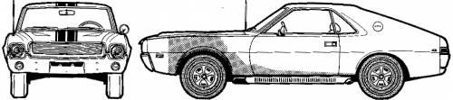 AMC AMX (1969)