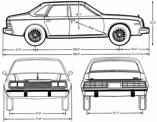 AMC Concord (1980)