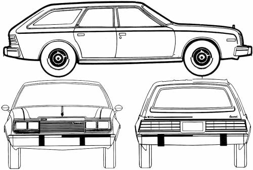 AMC Concord Wagon (1980)