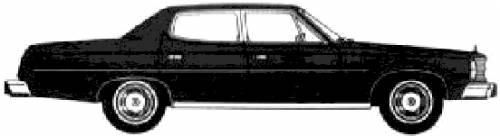 AMC Matador 4-Door Sedan (1978)