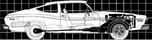 AMC Matador X (1970)