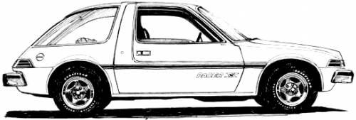AMC Pacer X (1975)