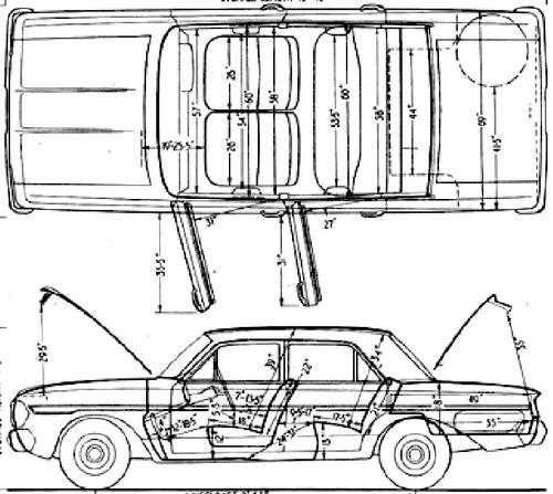 AMC Rambler 770 Six (1964)