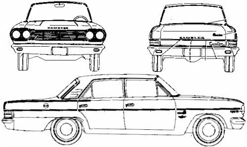 AMC Rambler Classic 990