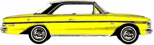 AMC Rambler Classic Typhoon 2-Door Hardtop (1964)