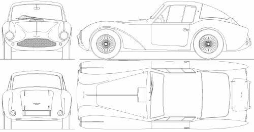 Aston Martin DB3S (1954)
