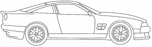 Aston Martin V8 Vantage (1993)