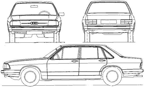 Audi 100 C2 (1976)