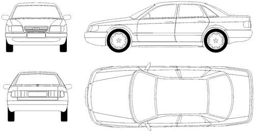 Audi 100 C4 (1990)