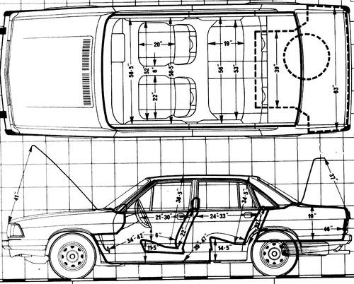 Audi 100 GL5S (1979)