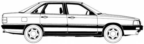 Audi 200 (1986)