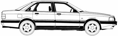 Audi 200 (1990)