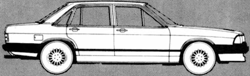 Audi 200 Turbo (1981)