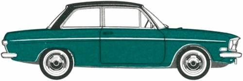 Audi 75 2-Door [2] (1969)