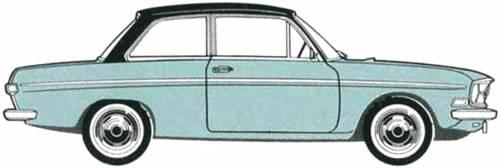 Audi 75 2-Door [3] (1969)