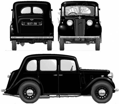 Austin 10 Cambridge (1937)