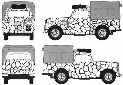 Austin 10HP Light Utility Truck (Tilly)