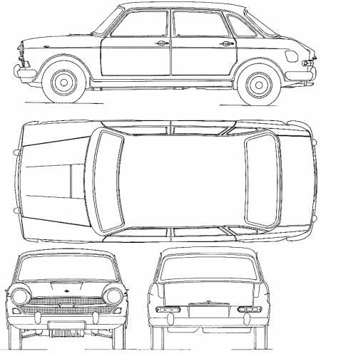 Austin 1800 (1967)
