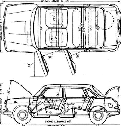 Austin 1800 Deluxe (1964)