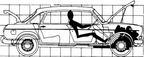 Austin 1800S (1969)