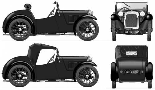 Austin 7 Nippy (1934)