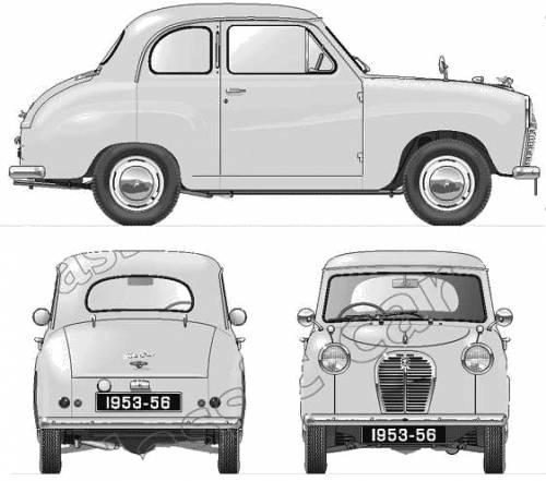 Austin A30 2-Door (1955)