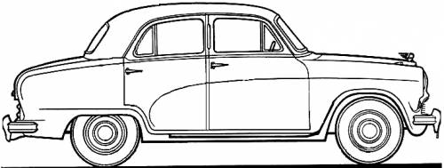 Austin A40 Cambridge