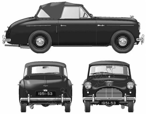 Austin A40 Sport (1952)