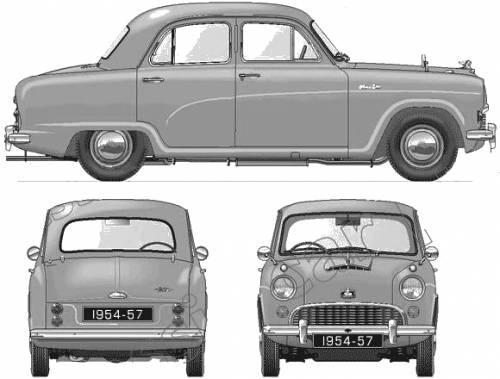 Austin A50 Cambridge (1958)