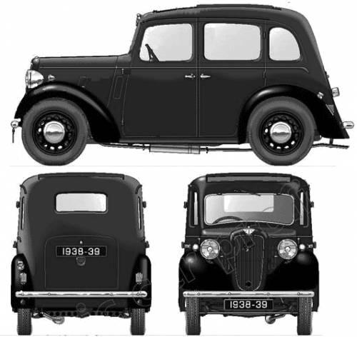 Austin Big Seven 4-Door (1938)