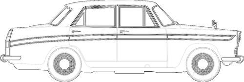 Austin Cambridge A60 (1962)