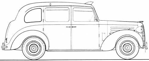 Austin FX3 (1948)