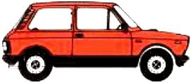 Autobianchi A112 Abarth (1982)