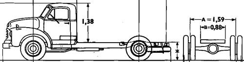 Bedford TA3ACG (1956)