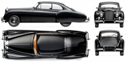 Bentley Continental R Mulliner (1952)
