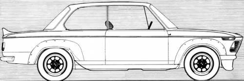 BMW 2002 Turbo (1972)