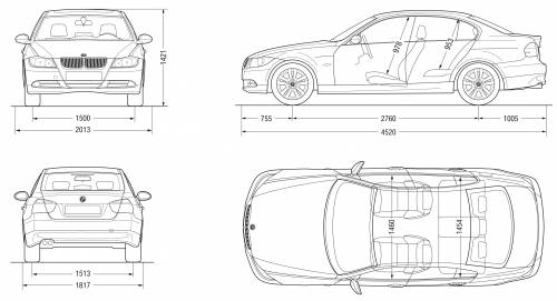 Bmw E90 Car on 2008 bmw 320d fuse box diagram
