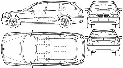 blueprints  u0026gt  cars  u0026gt  bmw  u0026gt  bmw 3